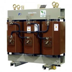 富士電機 モールド変圧器「トップランナーモルトラ2014」