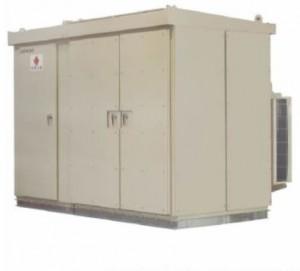 日立産機システム  キュービクル一体型太陽光発電用パワーコンディショナーシステム250/500kW